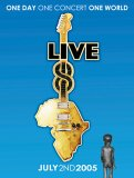 Live 8 DVD cover